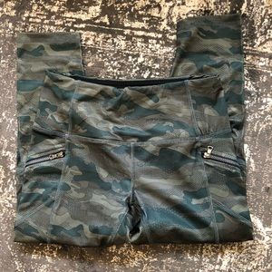RBX Camo Leggings TWO PAIRS AVAILABLE